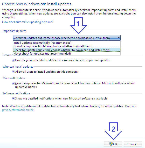how to turn off uac settings win 8.1