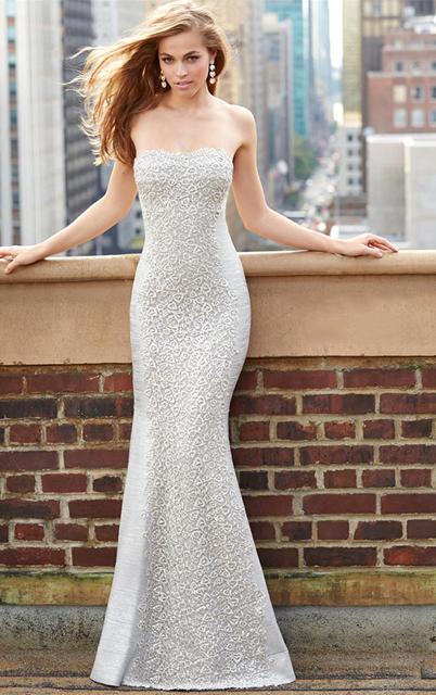 spitzen abiballkleid lacy prom dress