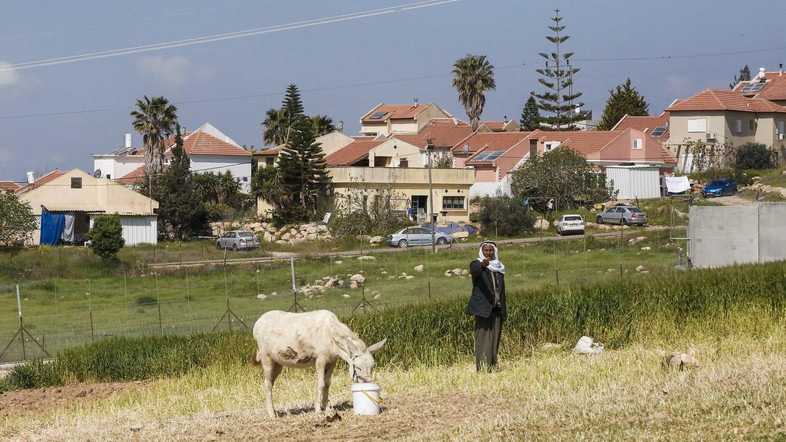 Israeli cabinet approves first West Bank settlement in two decades