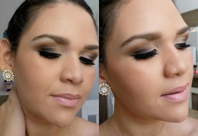 Maquiagem para Noivas Clássicas - esfumado sem marcação