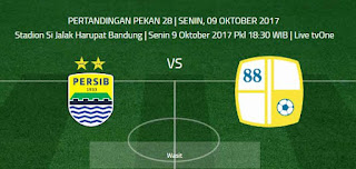 Persib Bandung vs Barito Putera: Enam Pemain Dipastikan Absen