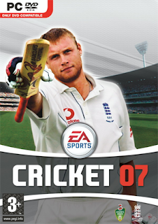 EA Sports Cricket 07 PC Game