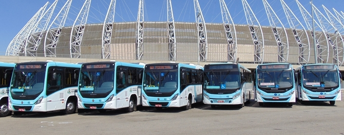 Veja a lista dos ônibus mais geladinhos de Fortaleza. Concorda?