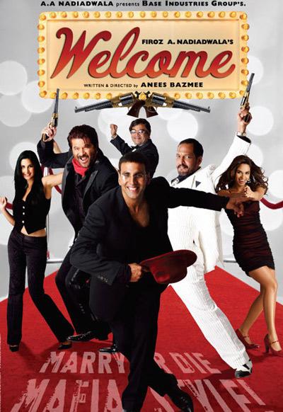 Welcome 2007 Full Hindi Movie Download BRRip720p