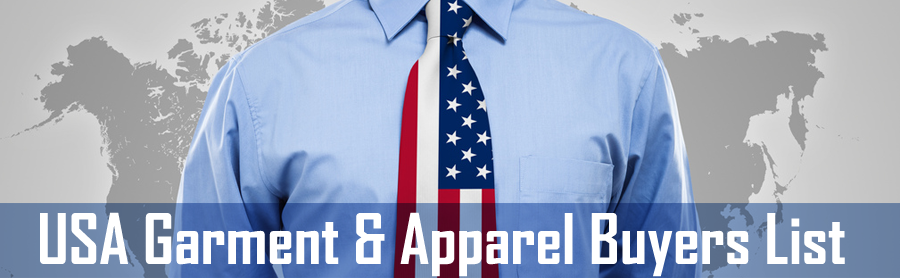 Garment Buying Agent Apparel Importers list Clothing - oukas info