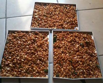 Resep Kacang Thailand Pedas Manis