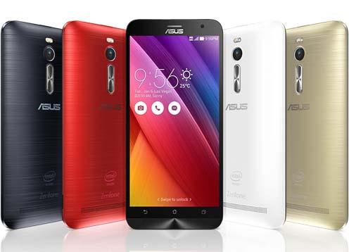 Spesifikasi dan Harga Asus Zenfone 2 ZE551ML, Phablet Android Lollipop RAM 4 GB
