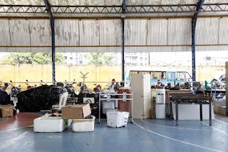 Falta estrutura em sede provisória da Guarda Municipal de Fortaleza (CE), denunciam servidores