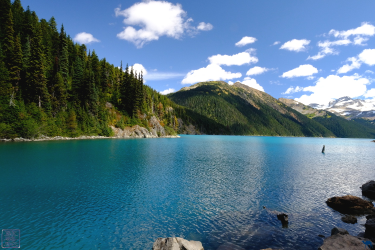 Le Chameau Bleu - Lac de Garibaldi - Colombie Britannique Canada