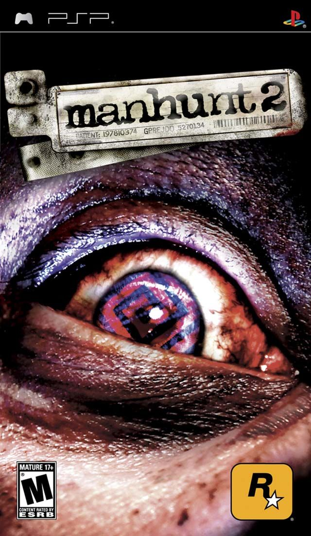 Manhunt 2 - PSP - ISO Download