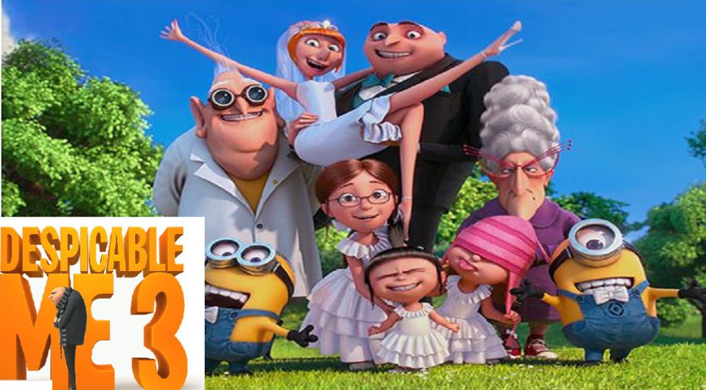 Film #Animation Terbaik 2017! Movie Animasi 3D Komputer Populer