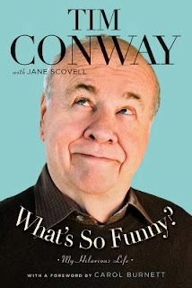 Review - What's So Funny?  My Hilarious Life by Tim Conway