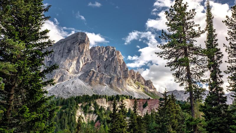Landscape 2 from Badia, Italy