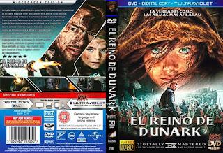 El reino de Dunark Maxcovers