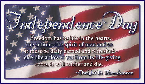US Independence Day 2016 Quotes