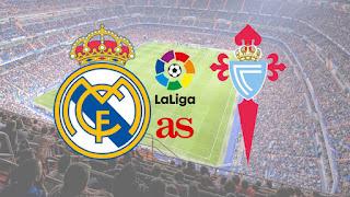 مباشر مشاهدة مباراة ريال مدريد وسيلتا فيغو بث مباشر 16-3-2019 الدوري الاسباني يوتيوب بدون تقطيع