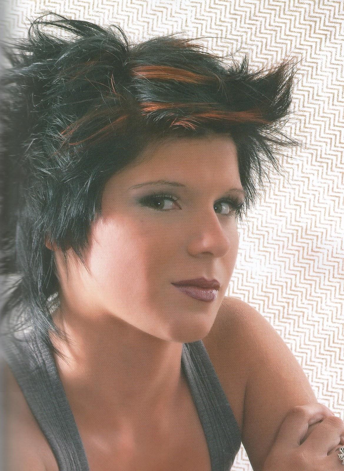 Corte de pelo llamado estrella