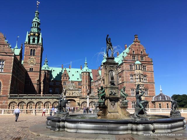 El castillo más bonito de Dinamarca, Frederiksborg