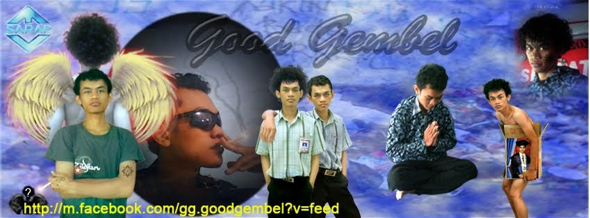 Good Gembel blogspot