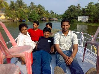 kumarakom backwater tourism
