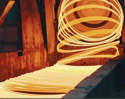 Sản xuất thép rút dây