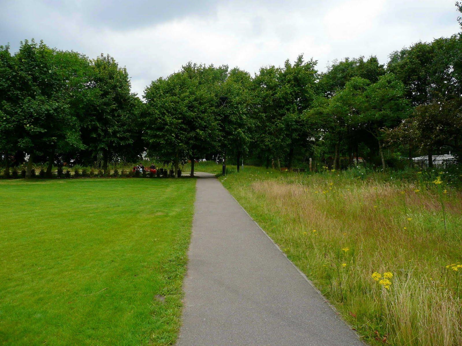 Landscape Ping Phoenix Park Wolverhampton