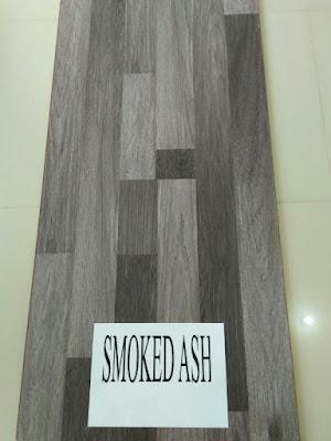 lantai parket eazyfloor type smoked ash