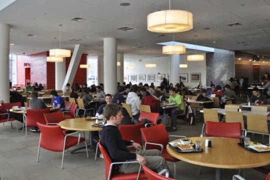 UNAH construir mega comedor para los universitarios