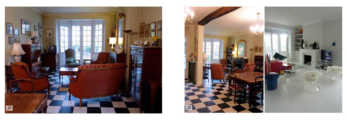 Ristrutturazione di una casa parigina - Arredamento facile