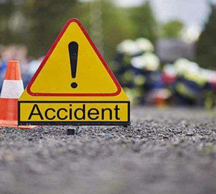 Road accident sikkim