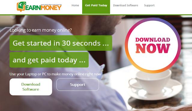 شرح موقع earn money network