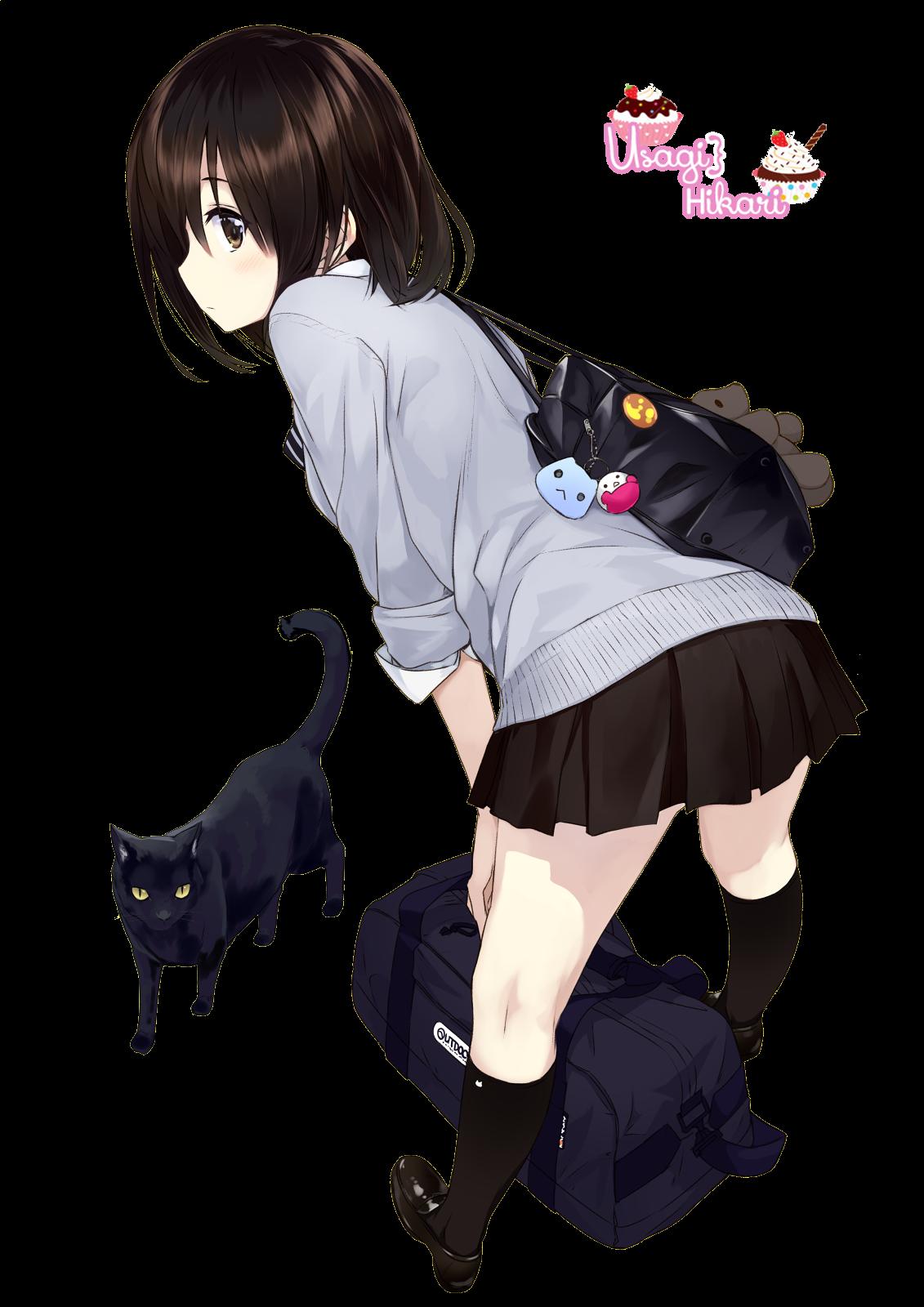 Ilustracion Anime