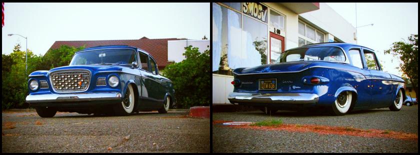 CARTICULAR: Craigslist Find: '59 Studebaker Lark