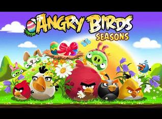 angry birds season