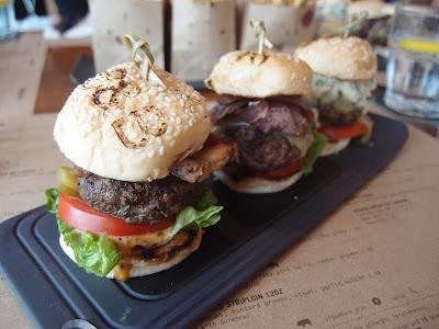 Cook & Brew Gourmet Burgers