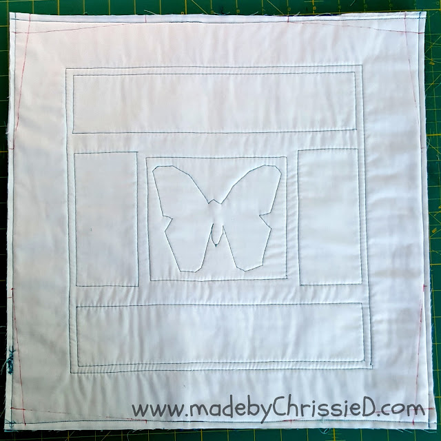 No More Empty Corners (aka Bunny Ears) Tute by www.madebyChrissieD.com