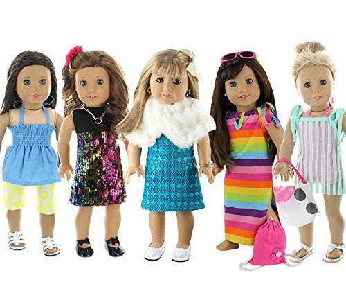 Мода для кукол. Своими руками?
