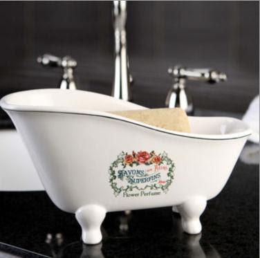 Savons Aux Fleurs Soap Dish