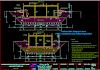 Hồ sơ thiết kế bể nước ngầm 700m3