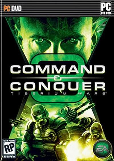 تحميل لعبة Command and Conquer 3 Tiberium Wars النسحة الكاملة للكبيوتر مجاناً.