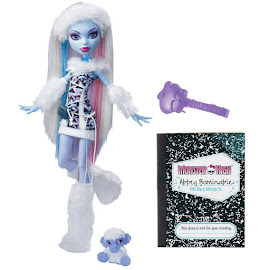 MH School's Out Abbey Bominable Doll