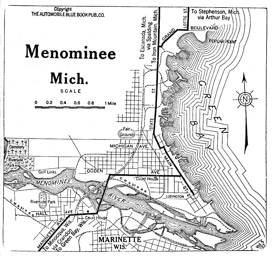 Letters for George: Menominee Photo Tour, Part Two