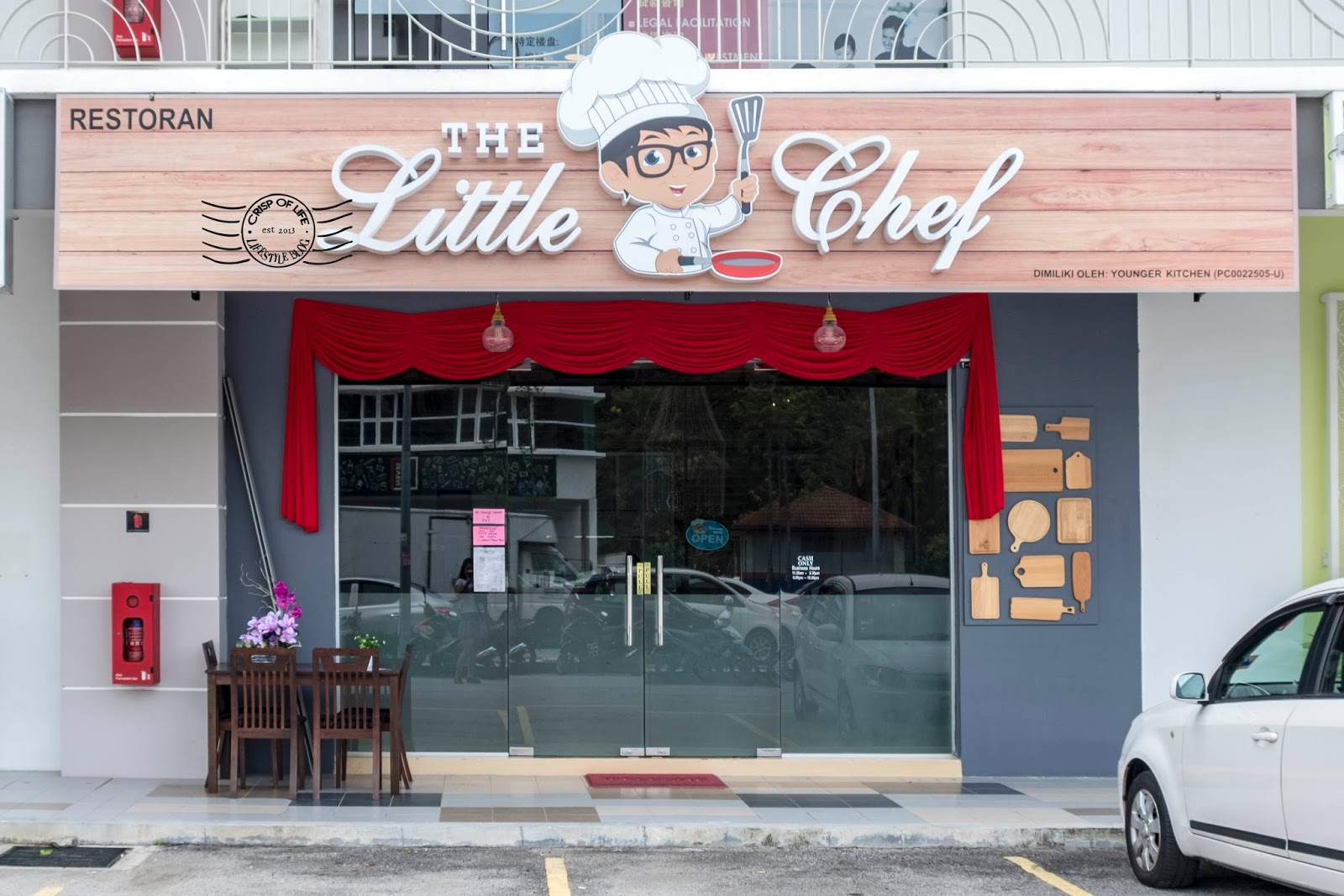 The Little Chef @ Arena Curve, Bayan Lepas, Penang