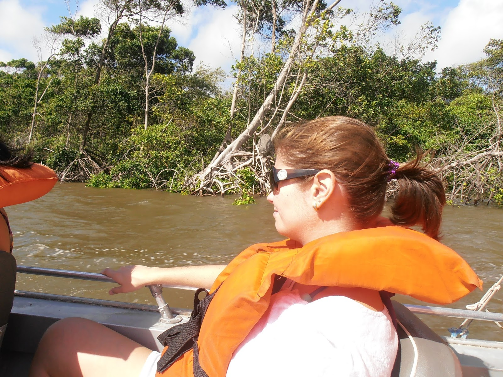 Passeio de Barco pelo Rio Preguiça