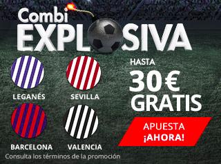 suertia promocion Semifinales Copa Gana 30 euros gratis 31 enero