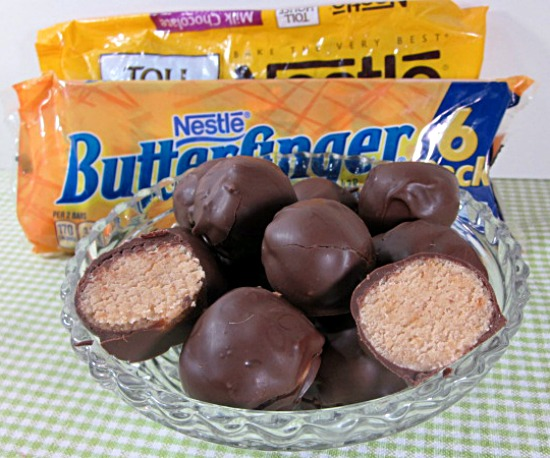 From Grandma Loy S Kitchen Butterfinger Cookie Dough Truffles 12