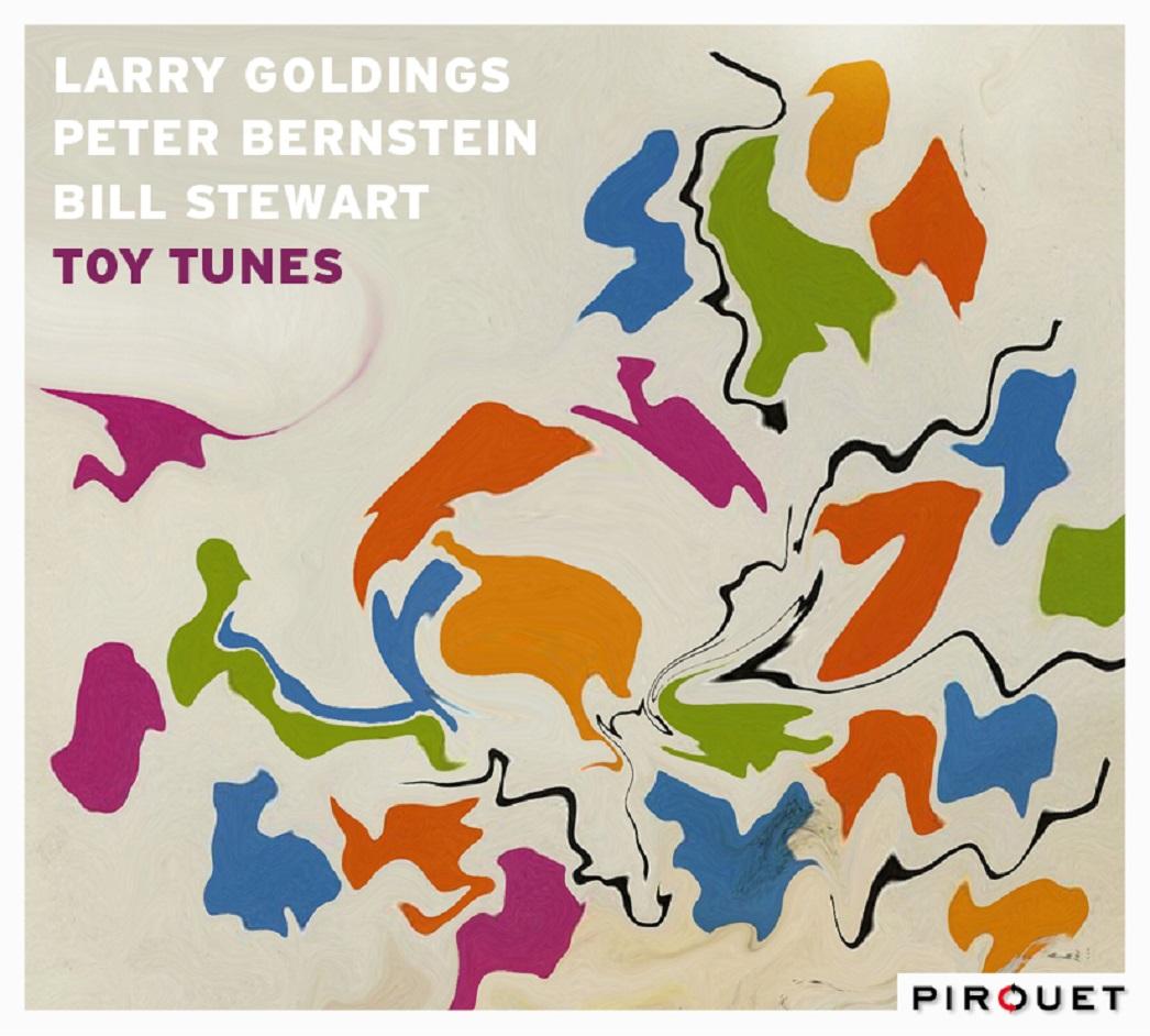 Republic of Jazz: Larry Goldings / Peter Bernstein / Bill Stewart ...