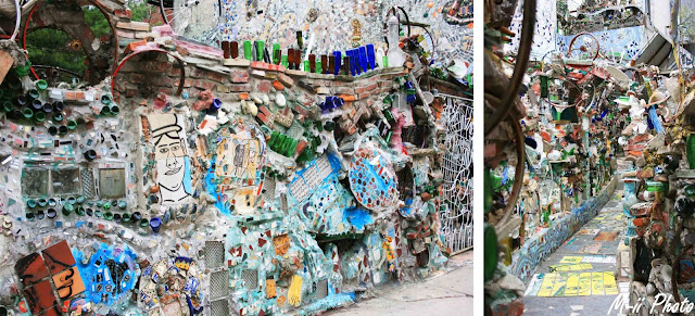 M-ii Photo : Philadelphie, Pennsylvanie - Magic Gardens