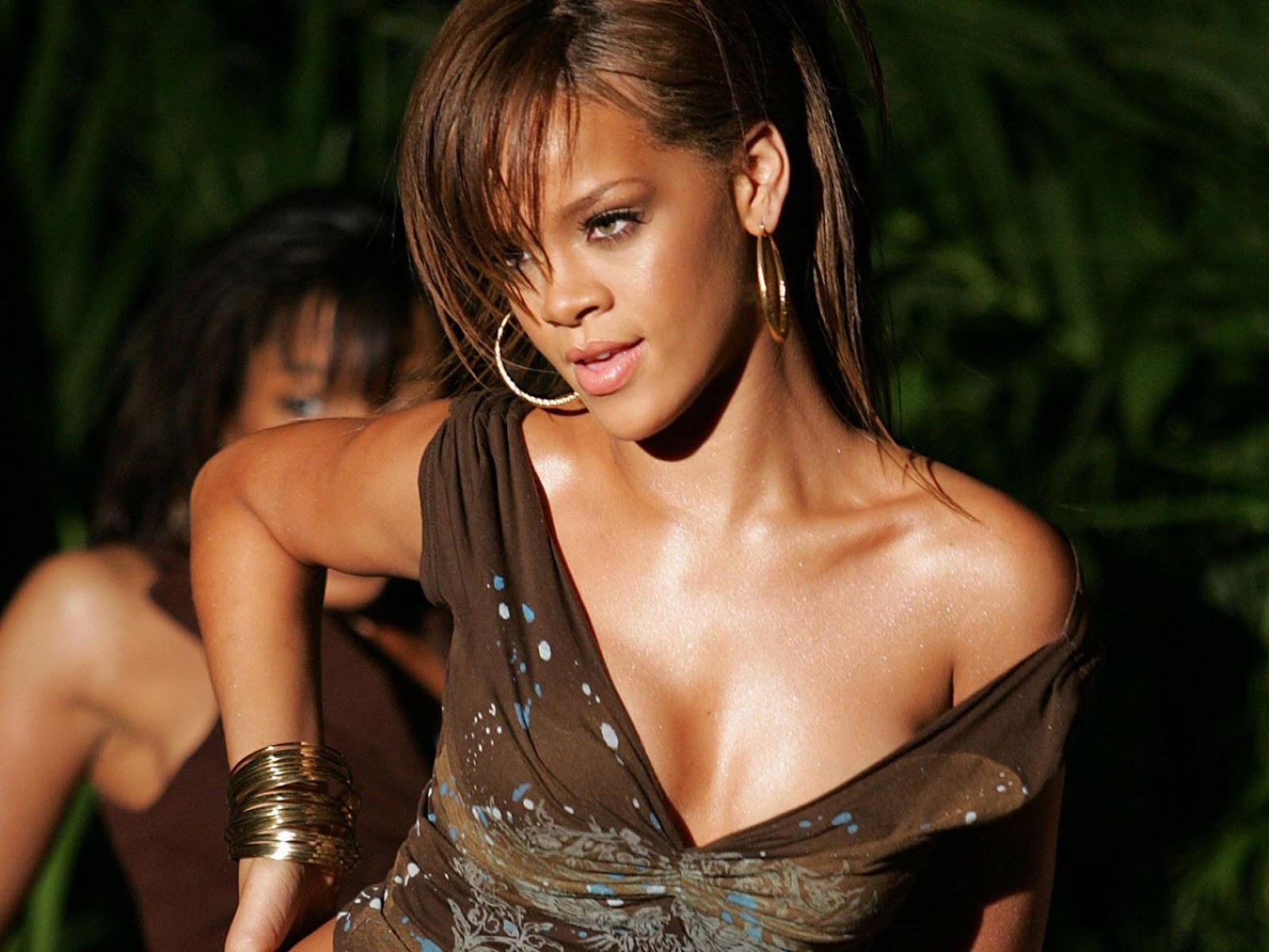 Rihanna: Rihanna Hollywood Star Latest Hd Wallpapers 2013