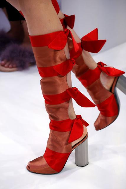 Bota de verano o sandalia alta?